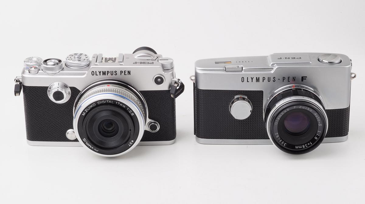 特別編 オリンパス pen f 新製品レビュー カメラファン 中古カメラ