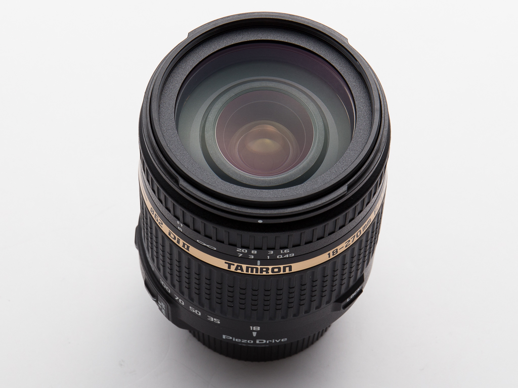 18-270mm F/3.5-6.3 Di II VC PZD (Model B008) [ニコン用]