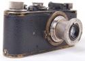 【並品】Leica/ライカ I C型 Elmar 50/3.5レンズ付き L39マウント ブラックペイントボディー1930年産