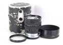 【美品】Nikon/ニコン Nippon kogaku Nikkor-S.C 85mm F1.5 ブラックペイント RF Sマウント レンズ