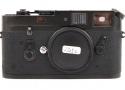【美品】Leica/ライカ KE-7A 軍用 ブラック フィルム一眼レフカメラ#jp23252
