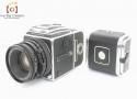 【中古】HASSELBLAD ハッセルブラッド 503CX + CF Planar 80mm f/2.8 T* + A12フィルムバックx2