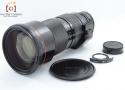 【中古】Canon キヤノン New FD 50-300mm f/4.5 L メーカー刻印ミスプリント