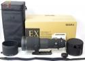 【中古】SIGMA シグマ APO 500mm f/4.5 EX DG HSM ニコン用