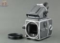 【中古】HASSELBLAD ハッセルブラッド 503CXi クローム+ A12 フィルムマガジン II型 + PME3