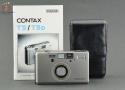 【中古】CONTAX コンタックス T3 コンパクトフィルムカメラ