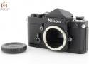 【中古】Nikon ニコン F2 チタン ノーネーム フィルム一眼レフカメラ