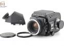 【中古】Rollei ローライ ROLLEIFLEX SL66SE HFT Planar 80mm f/2.8 付属 A