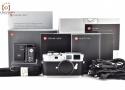 【中古】Leica ライカ M9-P クローム レンジファインダーカメラ