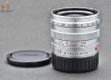 【中古】Leica ライカ SUMMILUX-M 50mm f/1.4 E46 クローム 第3世代 11856