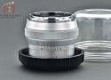 【中古】Carl Zeiss カールツァイス Distagon 55mm f/1.4 白鏡筒 Contarex用
