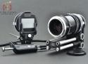 【中古】Carl Zeiss カールツァイス Tessar 115mm f/3.5 + ベローズ Contarex用