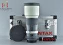 【中古】PENTAX ペンタックス SMC M ★ 67 400mm f/4 ED IF
