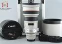 【中古】Canon キヤノン EF 300mm f/2.8 L USM III型