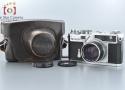 【中古】Nikon ニコン SP チタン幕 + NIKKOR-S.C 50mm 1.4