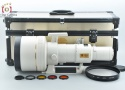 【中古】MINOLTA ミノルタ HIGH SPEED AF APO TELE 600mm f/4 G