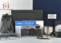 【開封未使用品】Konica コニカ HEXAR RF Limited + M-HEXANON 50mm f/1.2