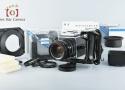【中古】HASSELBLAD ハッセルブラッド 500C/M クローム + Carl Zeiss CF Planar 80mm f/2.8 T* 他付属品多数