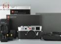 【中古】Leica ライカ M8 シルバークローム デジタルレンジファインダーカメラ
