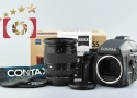 【中古】CONTAX コンタックス 645 + Carl Zeiss Vario-Sonnar 45-90mm f/4.5