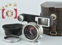 【中古】Leica ライカ SUMMILUX 35mm f/1.4 初期型 眼鏡付