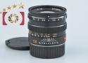【中古】Leica ライカ SUMMILUX-M 50mm f/1.4 E46 ブラック 第3世代