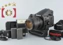 【中古】Mamiya マミヤ 645DF AF 55-110mm f/4.5 D レンズ付属 + M40 デジタルバック