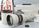【中古】Canon キヤノン EF 600mm f/4 L USM
