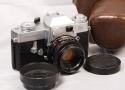 ライカフレックス + ズミクロン R 50mm f2 Leicaflex + Summicron-R