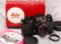 ライカフレックス ブラックペイント + ズミクロン R 50mm f2 Leicaflex Black Paint + Summicron-R