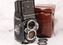 ローライフレックス Rolleiflex 2.8F