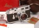 ライカ M3 +ズミクロン 50mm f2 Leica M3 + Summicron