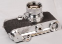 ライカ ピストル Leica Pistol SCNOO Chrome for Leica IIIc