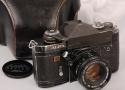 アルパ 9d ブラックペイント + マクロスイーター 50mm f1.8 Alpa Black Paint + Macro-Switar