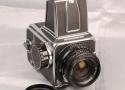 ハッセルブラッド 500C + プラナー 80mm f2.8 T* + A12