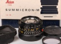 Summicron-M 35mm f2 (M)