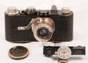 ライカ IA 近接旧エルマー FOKOS距離計付 OH済 Leica A Early