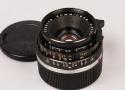 ズミクロン 35mm f2 (M) ブラッククローム