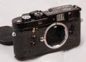 ライカ M4ブラックペイント Leica M4 Black Paint