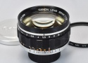 Canon 50mm f0.95 (M改)