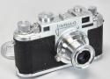 ヤヌア Janua イタリア製ライカ型カメラ Sangiogio Essegi 50mm f3.5付 整備済