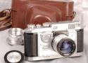 ヘンゾレポーター + アリオン 50mm f1.9 (L改) Henso Reporter + Arion 50mm f1.9 (L改)
