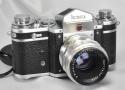 レクタフレックス リヒテンシュタイン + ビオター 58mm f2