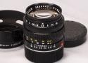 ズミルックス 50mm f1.4 (M) 2nd ブラック 12585フード付 フルOH済