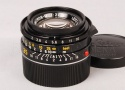 ズミクロン-M 35mm f2 (M) 7枚玉 OH済 黒 Black Summicron-M