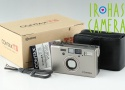 Contax T3 35mm Point & Shoot Film Camera With Box #20191