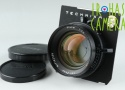 Carl Zeiss Planar T* 135mm F/3.5 Lens #20369