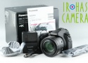 Panasonic Lumix DMC-FZ1000 Digital Camera With Box*Japanese Menu Only* #19389