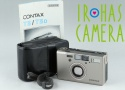 Contax T3 35mm Point & Shoot Film Camera *Double Teeth* #20560