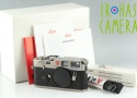 Leica M6 Titanium 35mm Rangefinder Film Camera With Box #20889